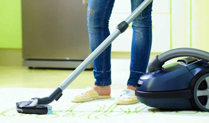 vacuum cleaning carpet kill bed-bugs