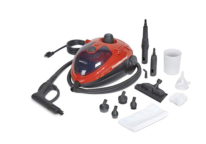 Autoright steam cleaner fir bed bugs in car